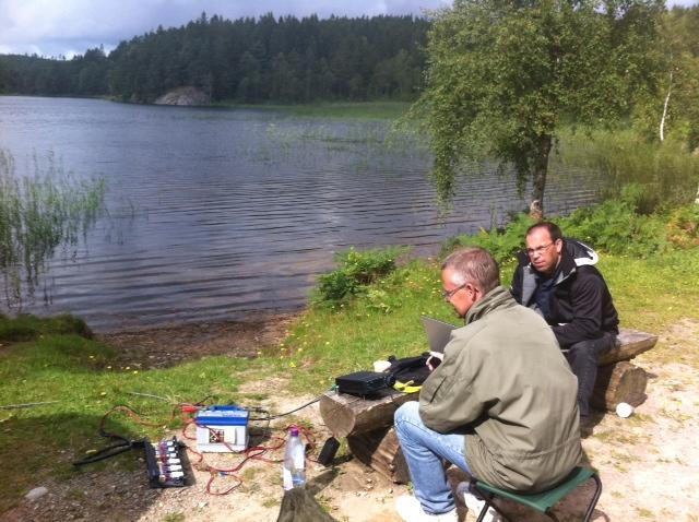 SM6PVU, Tommy och SM6 XTV, Henrik