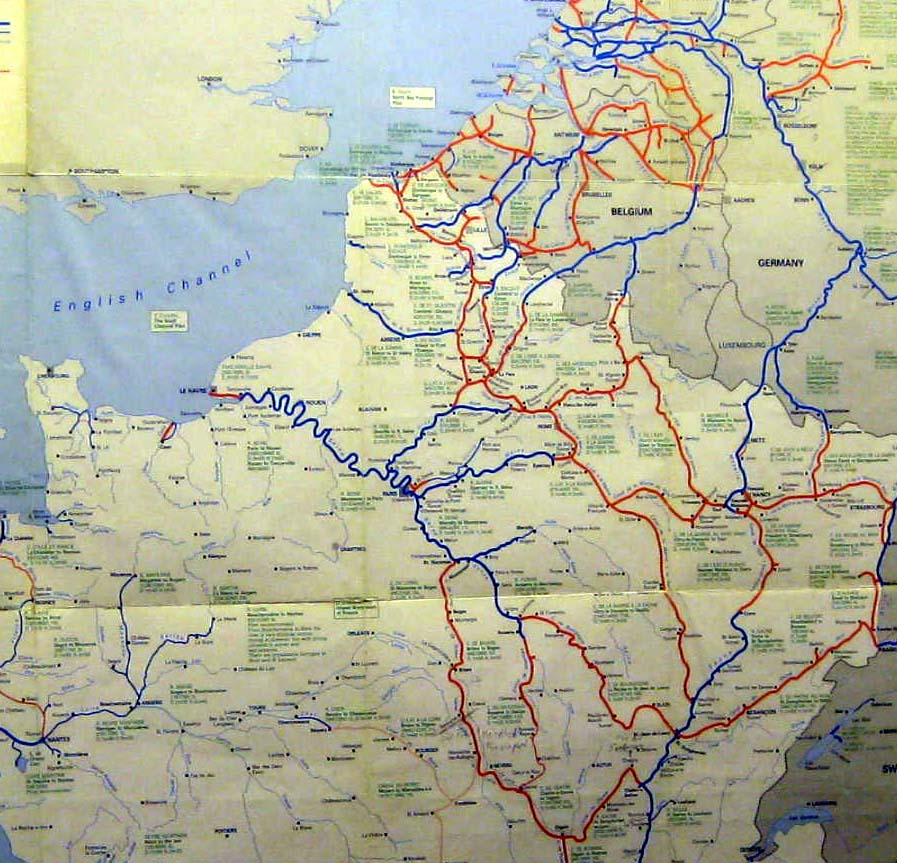 kanaler i europa karta 4 mars | SK6QA kanaler i europa karta